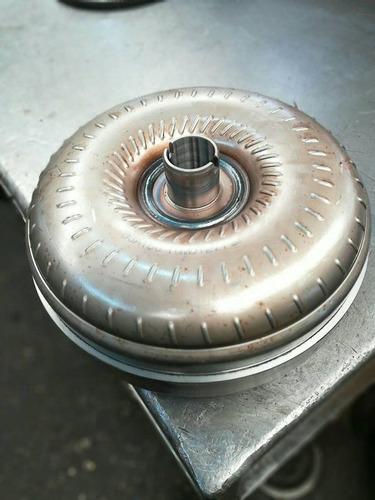 reparacion de turbinas para cajas automaticas