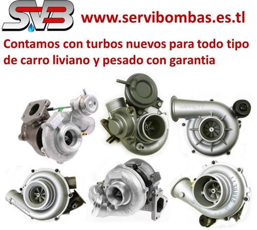 reparacion de turbo para carros,pick up,camionetas etc