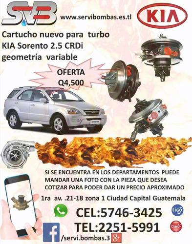 reparacion de turbos diesel guatemala