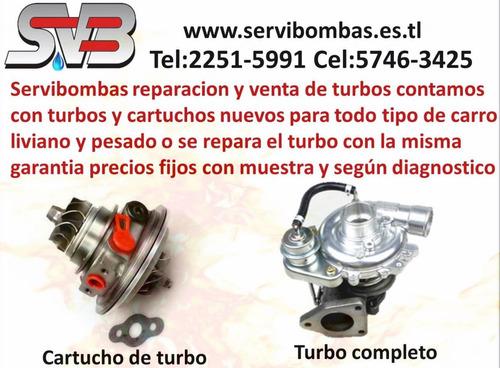 reparacion de turbos diesel john deere guatemala