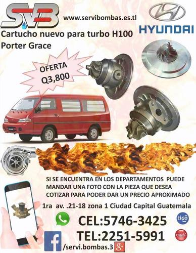 reparacion de turbos diesel komatsu guatemala