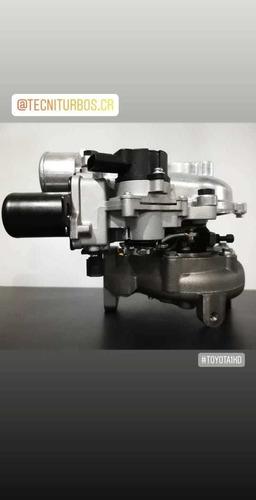 reparación de turbos e inyección, todo tipo