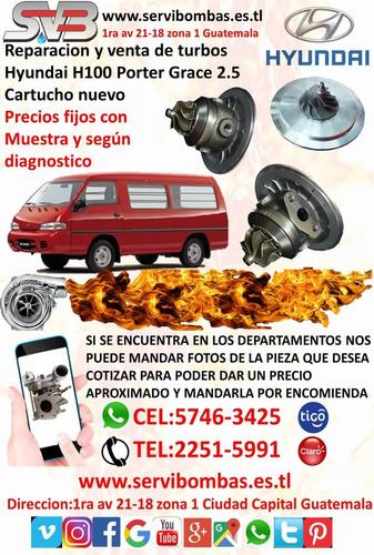 reparación de turbos mazda pro bt-50 3.2  guatemala