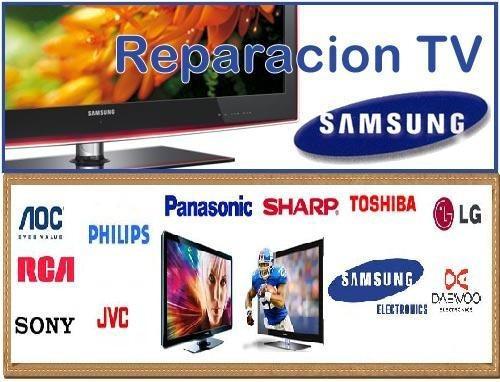 reparación de tv, lcd, plasma y monitor en chacao.