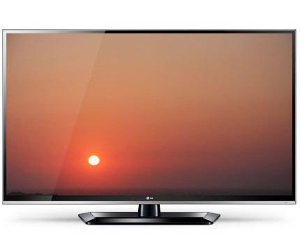 reparación de tv led lg 47 no se ve o se ve oscuro