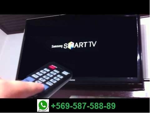 reparación de tv samsung un32d5500 y un40d5500 - reinicio