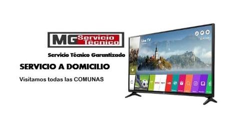 reparacion de tv smart lcd plasma led  todas las marcas