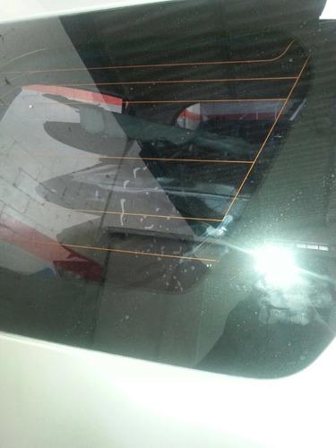 reparación de vidrios blindados