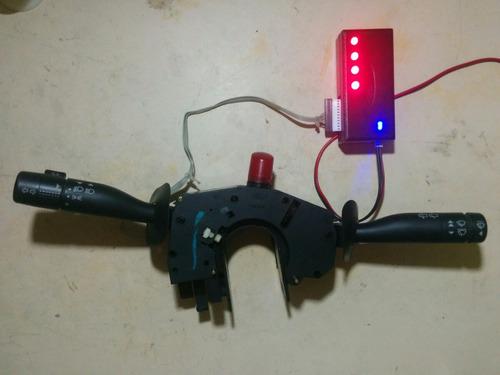 reparacion del mando de luces de ford ecosport / ka / fiesta