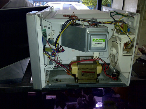 reparacion de:microondas todas las fallas, marcas en caracas
