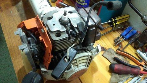 reparacion desmalezadoras, motosierras, sopladoras zona sur