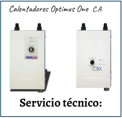 reparacion e instalacion de calentadores de agua termotronic