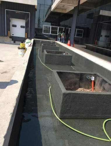 reparación e instalación de membrana asfáltica