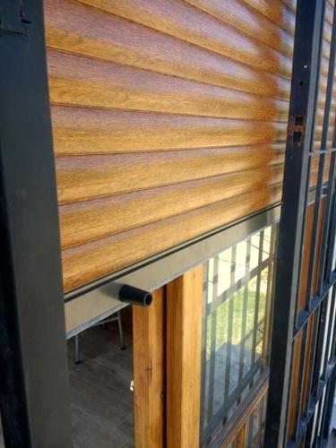 reparacion e instalacion  de persianas de pvc y de madera