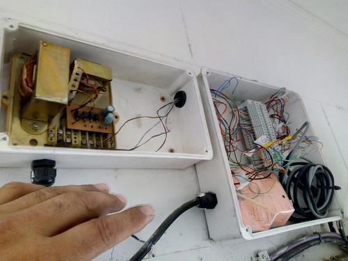 reparación e instalación de porteros eléctricos ya !!!