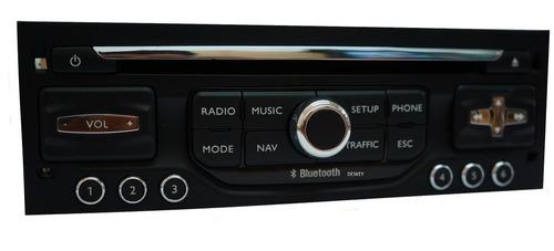 reparación e instalación stereo peugeot 208, 308 408 citroen