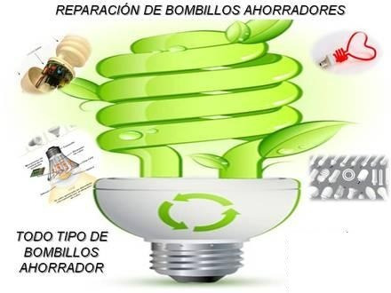 reparación e instalaciones de lampara led