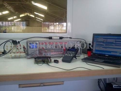 reparación ecu pcm bsi prueba en banco autoelectrónica