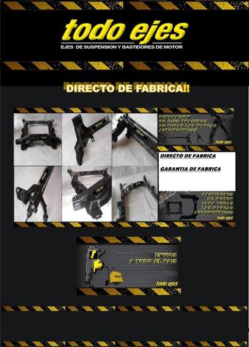 reparacion eje trasero peugeot 106-206-207-306-405-partner