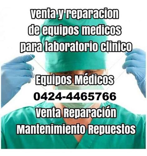 reparación equipos médicos
