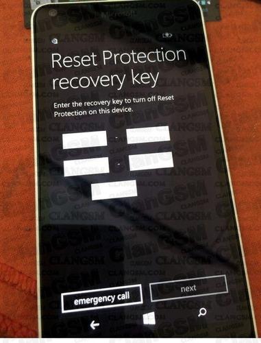 reparacion falla de restablecimiento lumia 640 y otros