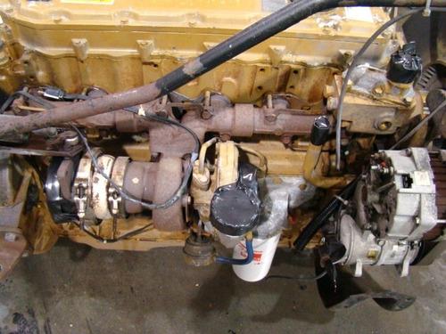 reparacion fallas mecanicas y electricas kodiak motor 3126e