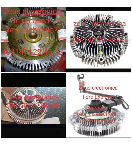 reparación fan clutch,electroventiladores,sopladores carbone
