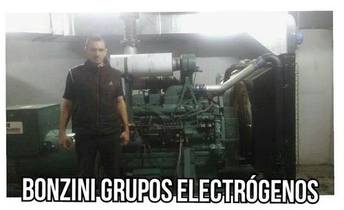 reparación grupos electrógenos service