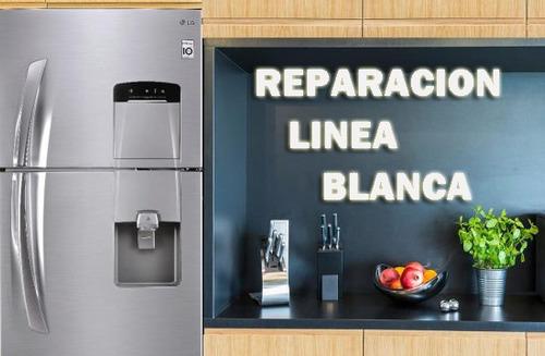 reparación heladeras - lavarropas