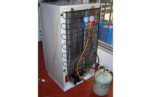 reparacion heladeras,aires, instalacion split inverter