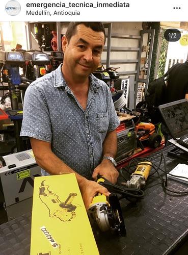 reparación herramientas eléctricas,neumáticas e inalambricas