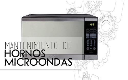 reparación horno microondas servicio  todas las marcas