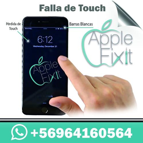 reparación ic touch iphone 5s/5c/6/6plus con garantíaaaaa