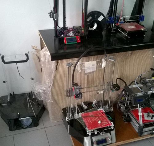 reparacion impresora 3d servicio tecnico, mantenimiento i3d