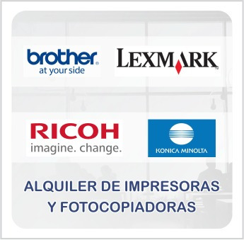 reparacion impresoras laser hp brother lexmark samsung