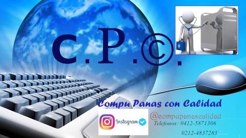 reparación, instalación, asesoría y soluciones tecno cpc