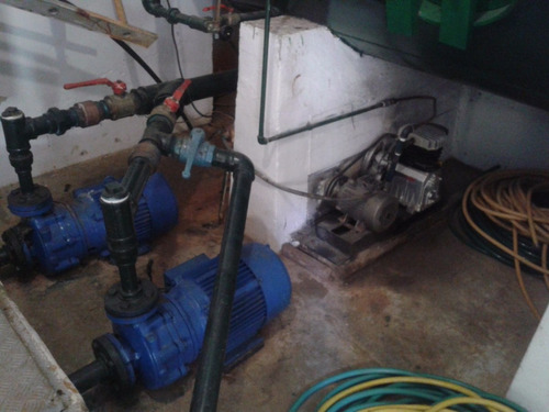 reparacion instalacion bombas de agua en caracas