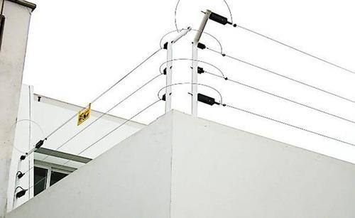 reparación instalación manteniente  cerco eléctrico y cctv