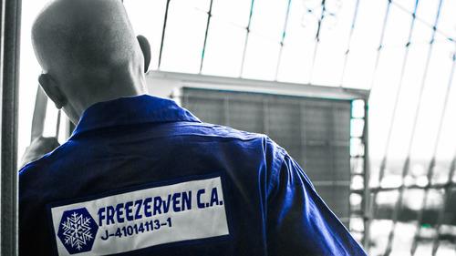 reparación, instalación, venta de equipos de refrigeración.