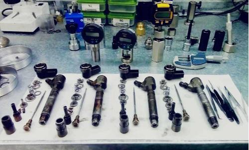 reparación inyectores common rail