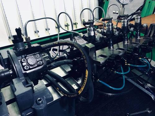 reparación inyectores common rail bosch siemens delphi denso
