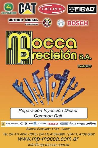 reparacion inyectores diesel common rail bombas multimarcas