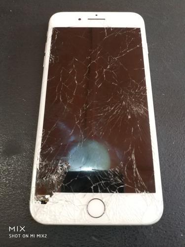 reparación iphone 7 plus blanco