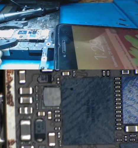 reparación iphone touch, wifi, audio, señal, carga