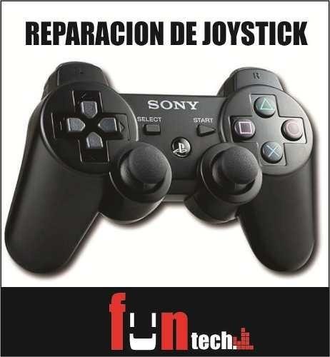 reparacion joystick ps3 ps4 xbox usb mouse gamer.belgrano