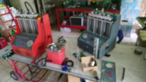 reparacion laboratorios de inyectores tektino - launch, etc