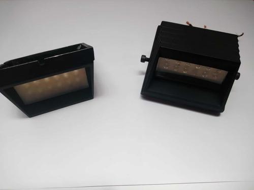 reparación lámparas led