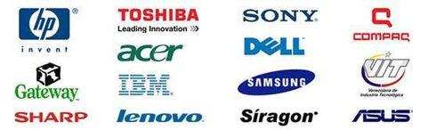 reparacion laptop reballing, pantallas, teclados, garantia