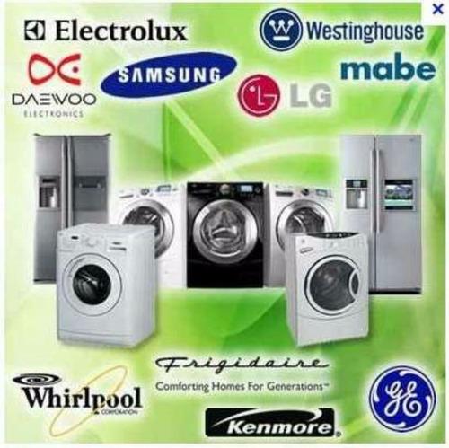 reparación lavadoras refrigeradoras calefones microondas tv