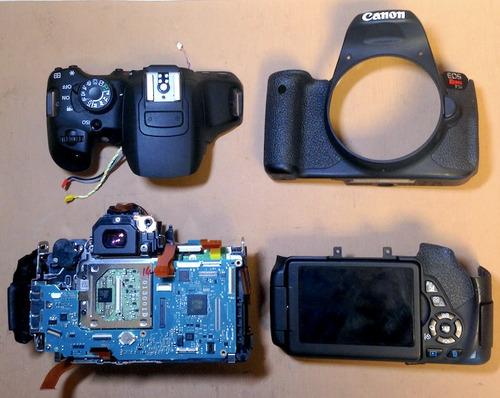 reparacion mantención cámaras fotografica y video